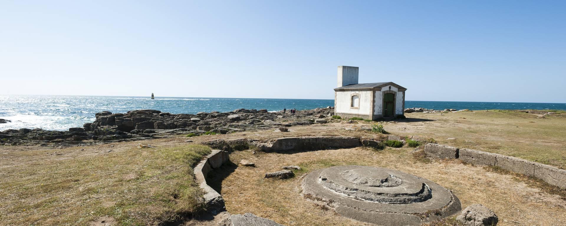 La corne de brume, Pointe du But, île d'Yeu