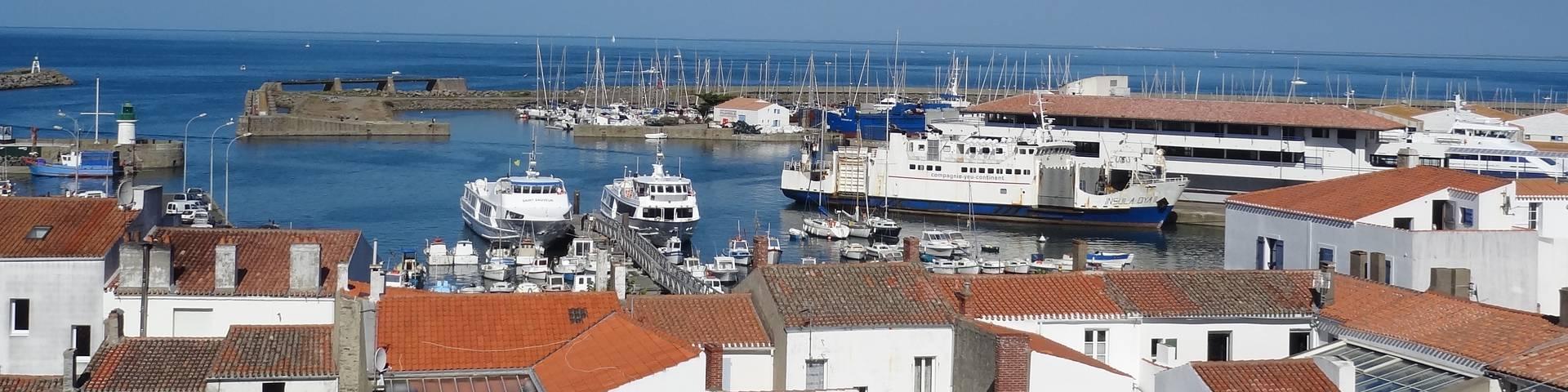 Les travers es maritimes office de tourisme de l 39 ile d 39 yeu - Office tourisme fromentine ...