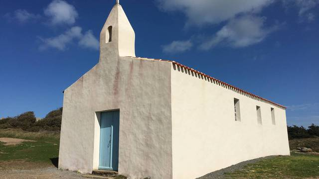 Chapelle du Port de la Meule