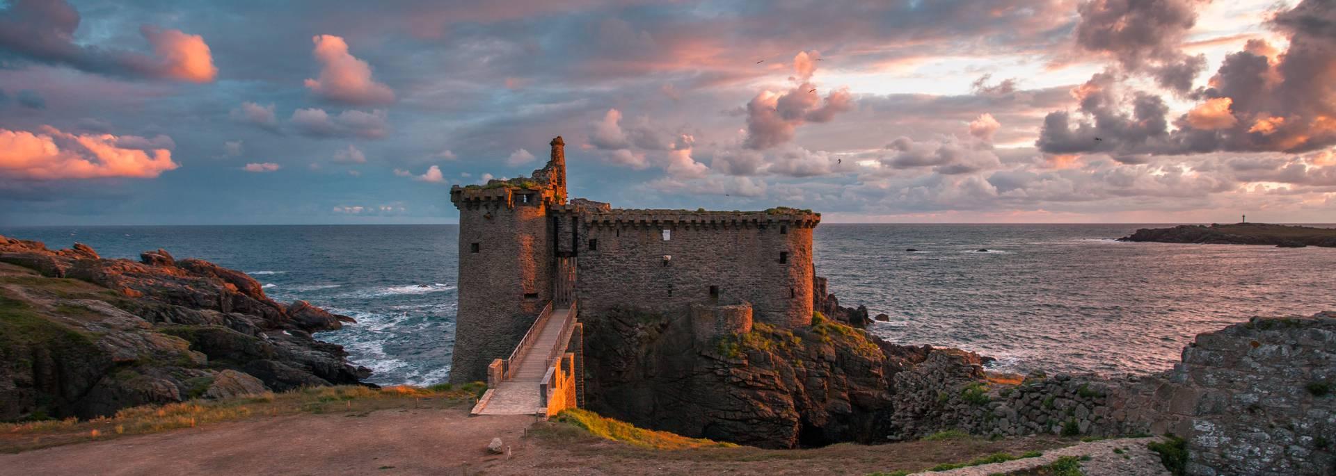 Le Vieux-Château © R. Laurent / OT île d'Yeu