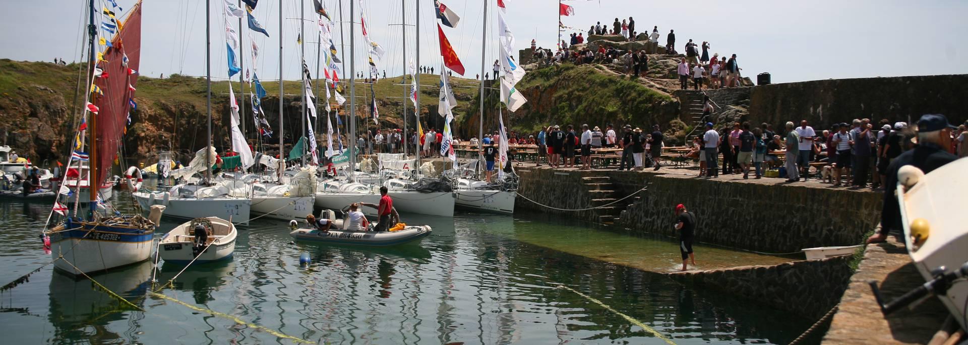 Defi des Ports de Pêche au Port de la Meule, Ile d'Yeu