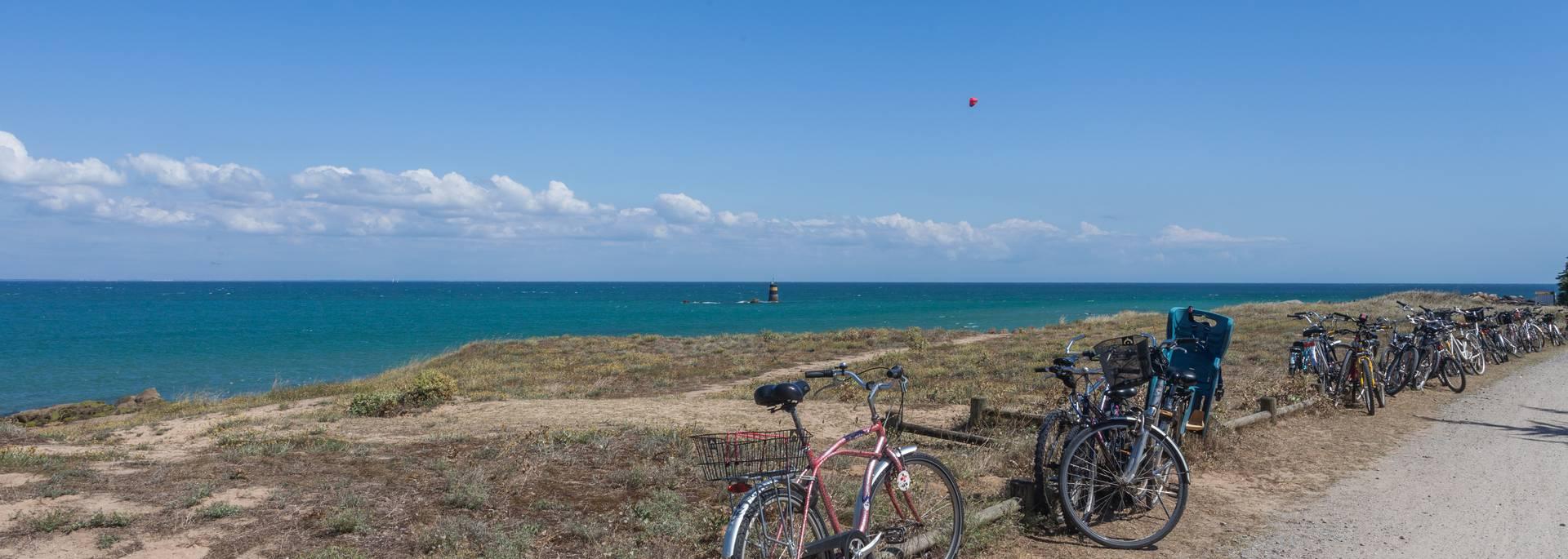 Se balader à vélo, Ile d'Yeu