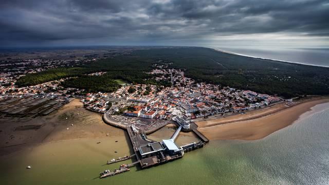 Port de Fromentine (et Barbâtre)