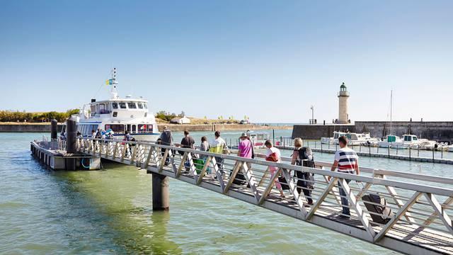 Port de Saint Gilles Croix de Vie