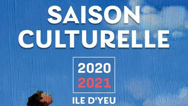 Programmation de la saison culturelle de la Mairie de l'île d'Yeu 2020/2021