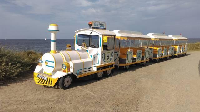 Excursion Petit-train de l'Ile d'Yeu