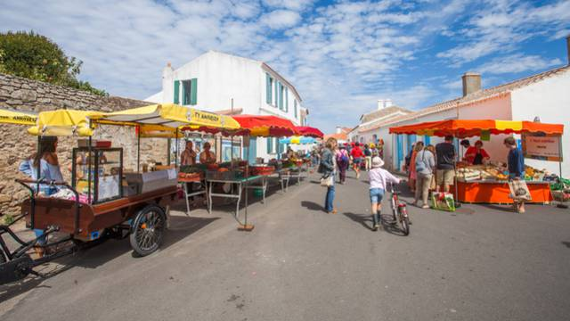 Les marchés islais