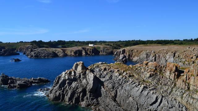 Les paysages côtiers