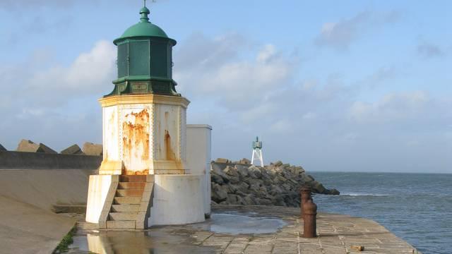 Les phares de l'île d'Yeu