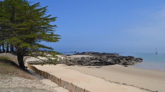 Les plages de l'île d'Yeu