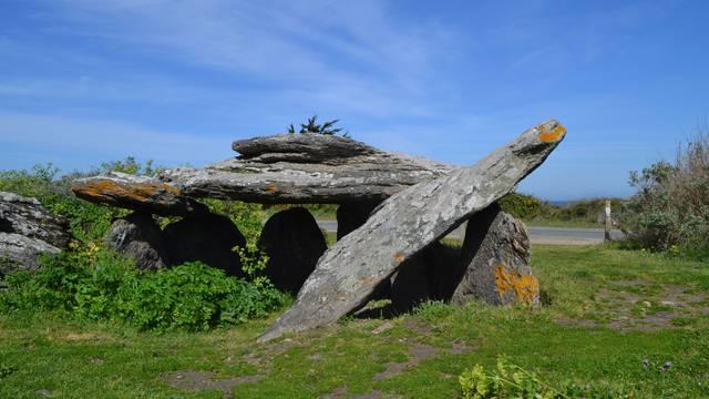 Les sites préhistoriques de l'île d'Yeu