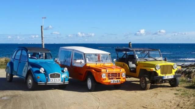 louer une voiture à l'ile d'yeu