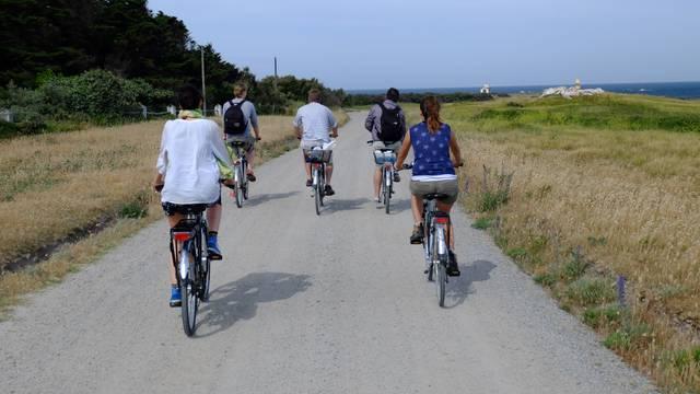 Se balader à pied ou à vélo