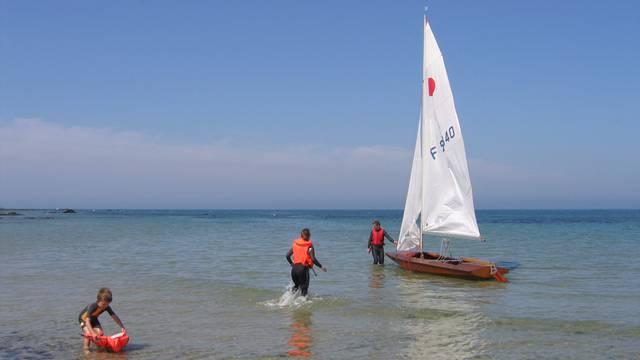 Activité Voile à L'Ile d'Yeu
