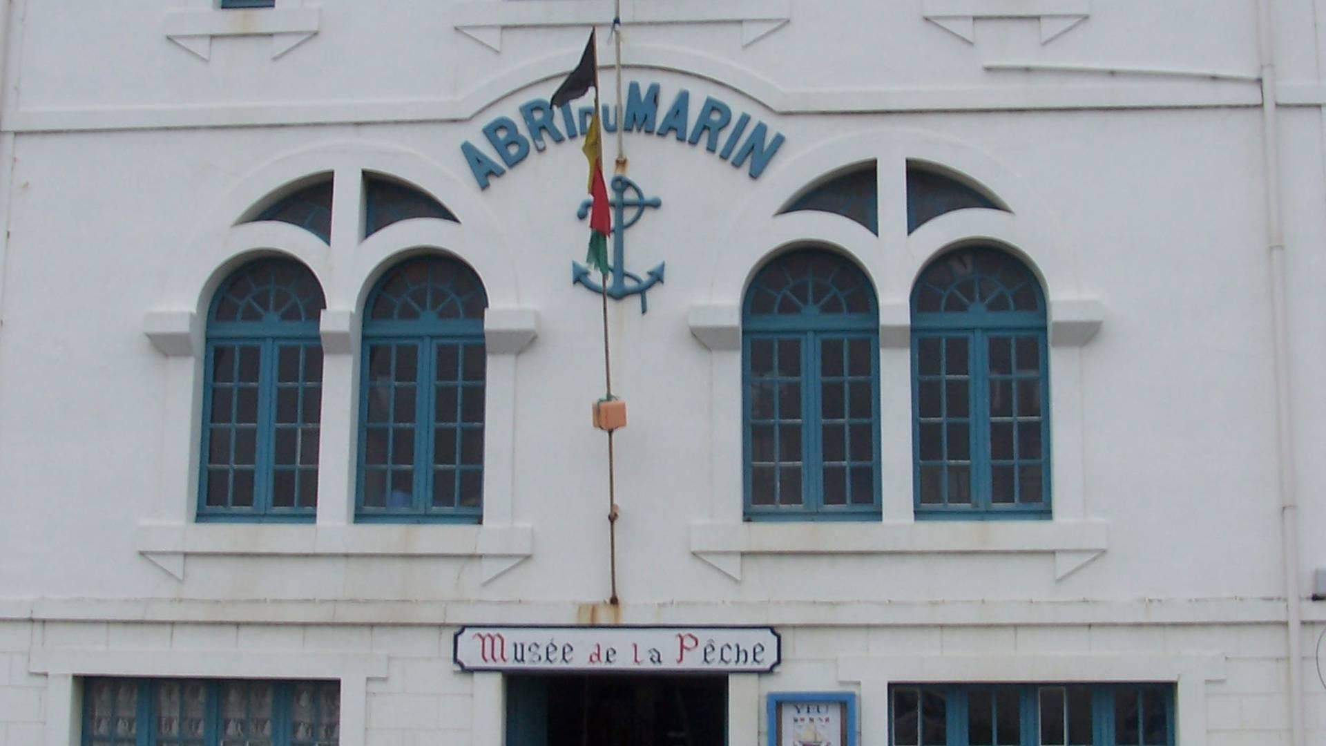 Le Musée de la pêche et du sauvetage en mer, Ile d'Yeu