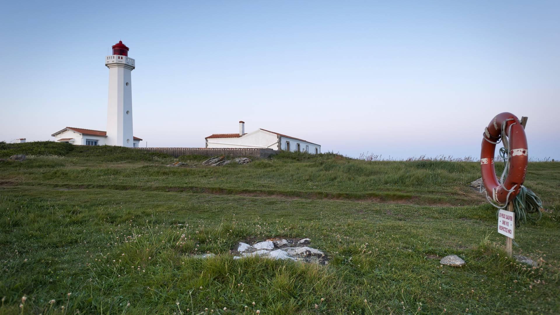 Phare des Corbeaux, Ile d'Yeu