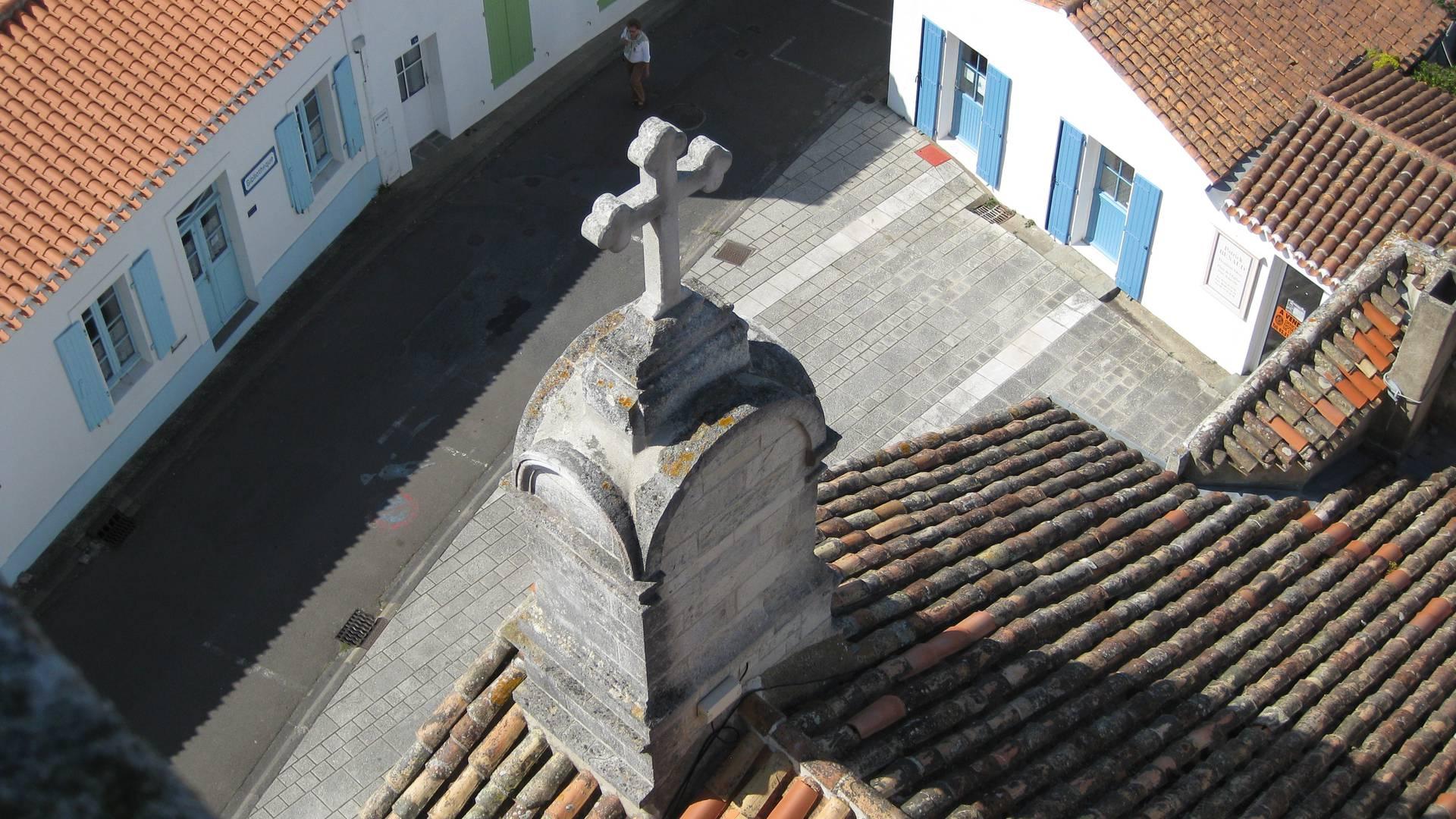 Eglise ND du Port, Ile d'Yeu