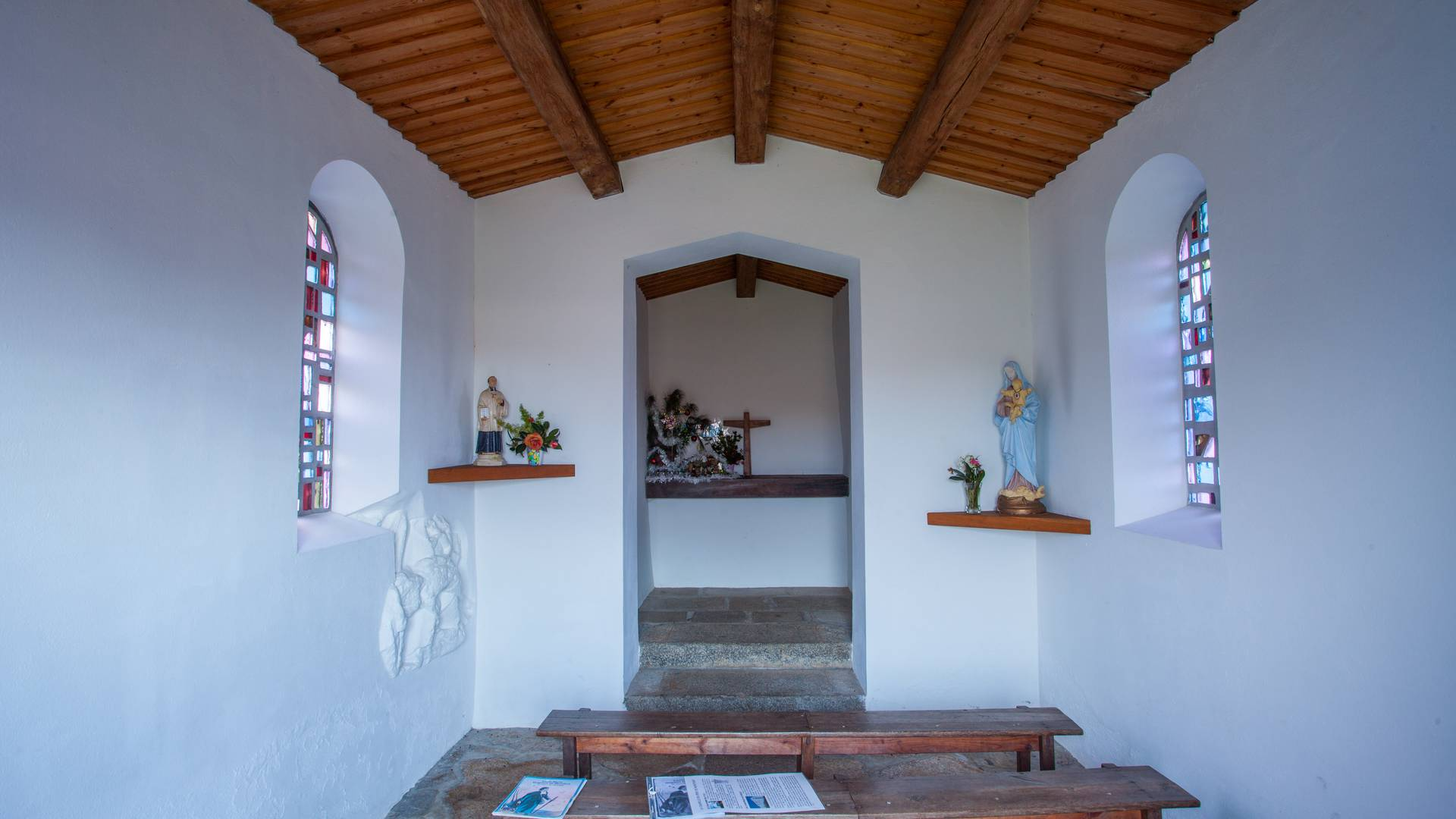 Chapelle du Père de Montfort, Ile d'Yeu © OT Ile d'Yeu