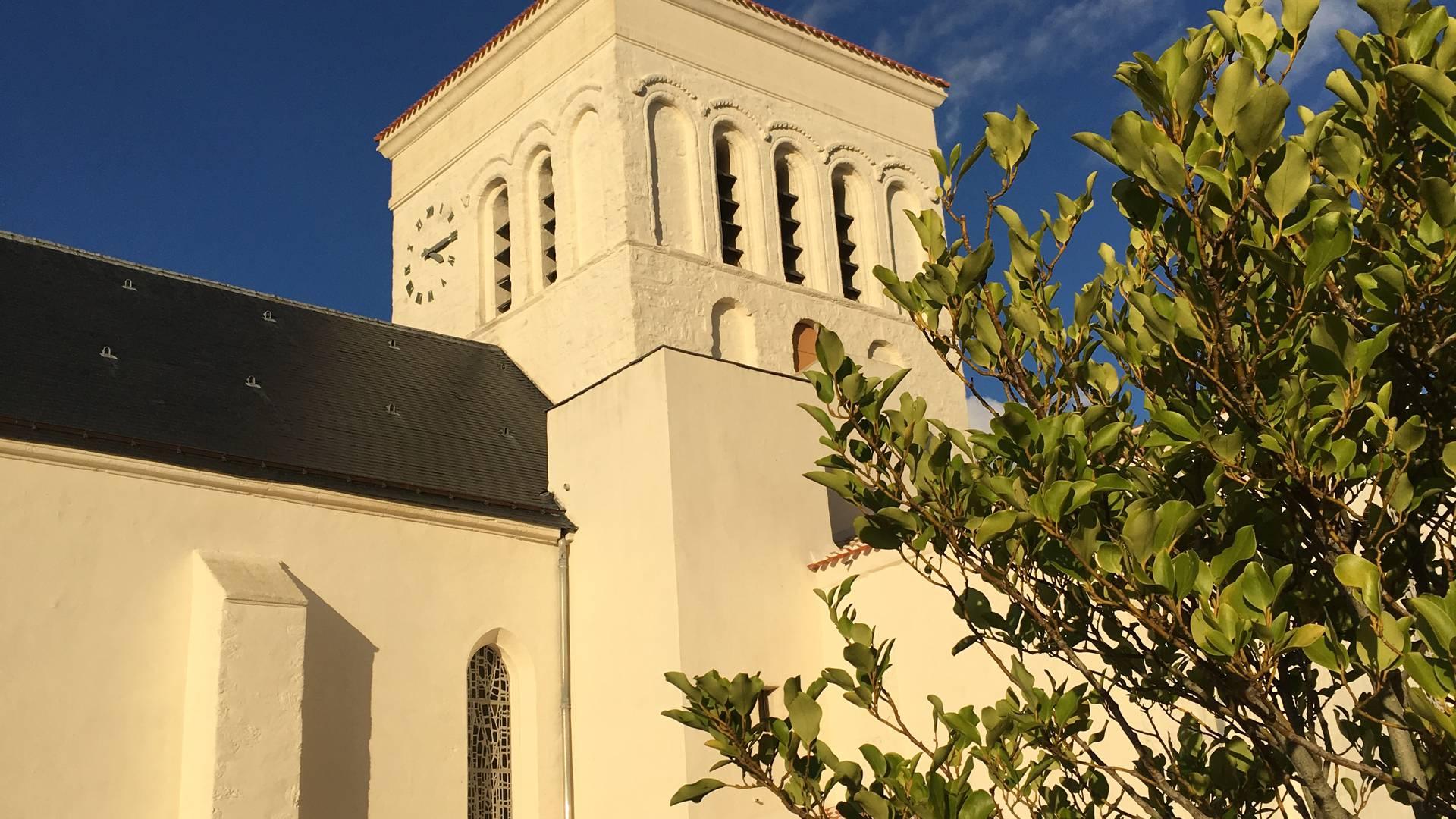 Eglise de Saint-Sauveur – Île d'Yeu