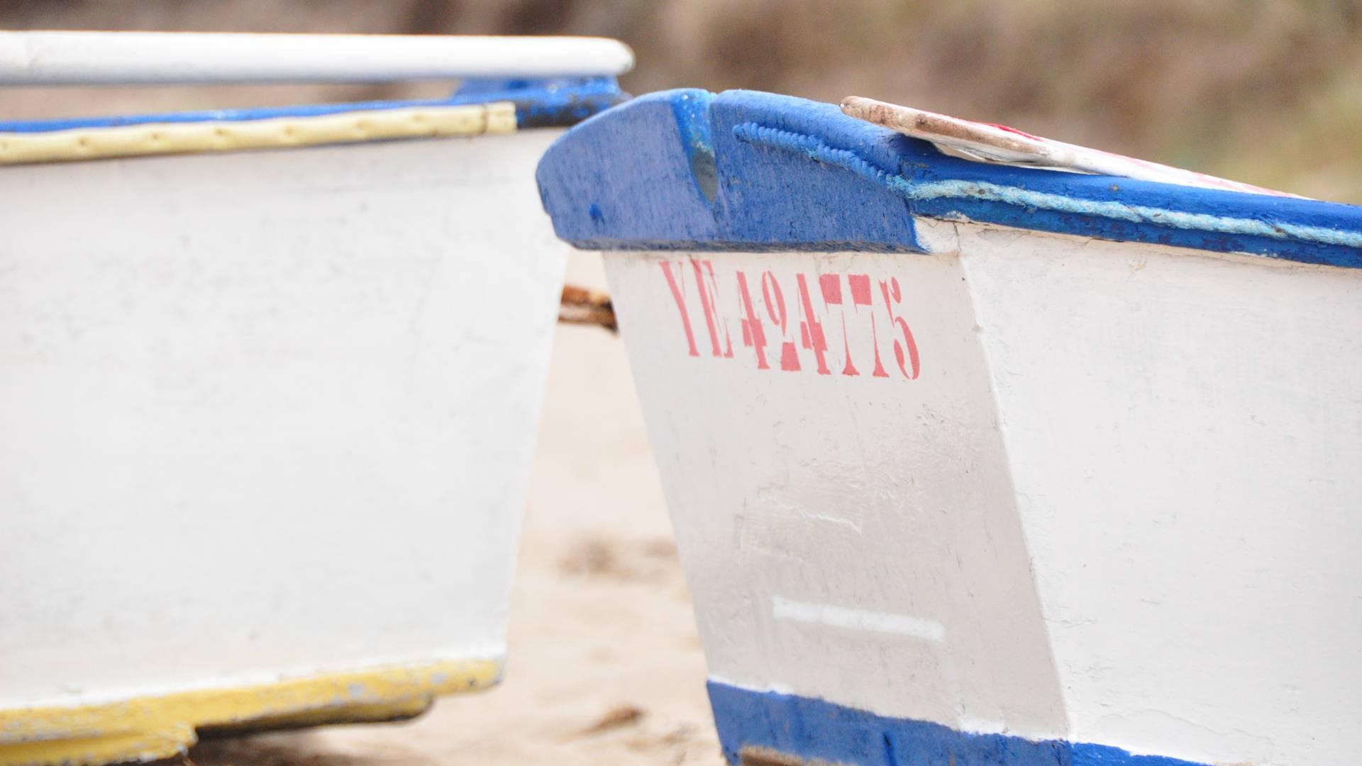 Barques, L'île d'Yeu © S. Foulon