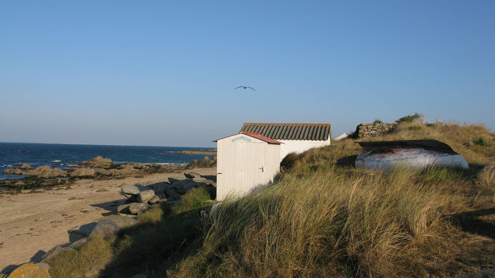 Côte Est - Ile d'Yeu