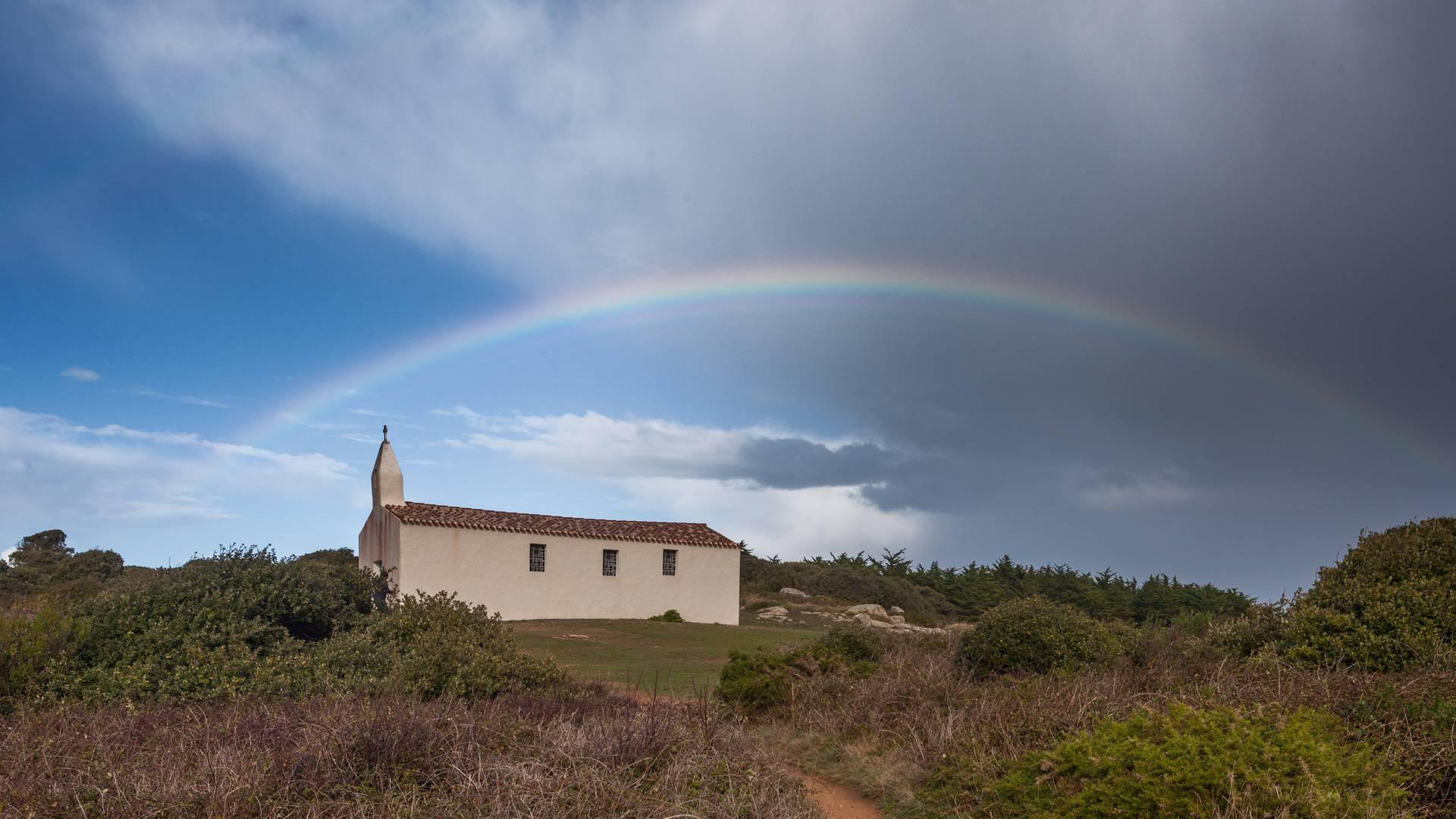La Chapelle de la Meule - île d'Yeu