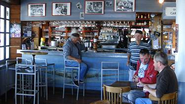 Bar de l'Escadrille, Ile d'Yeu