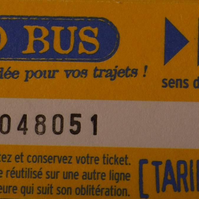 •Carnet de 10 tickets (5 - 12 ans) = 10 €