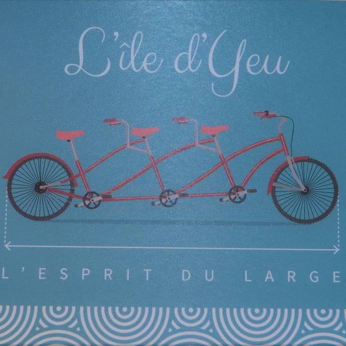 •Carte postale 0.50 €