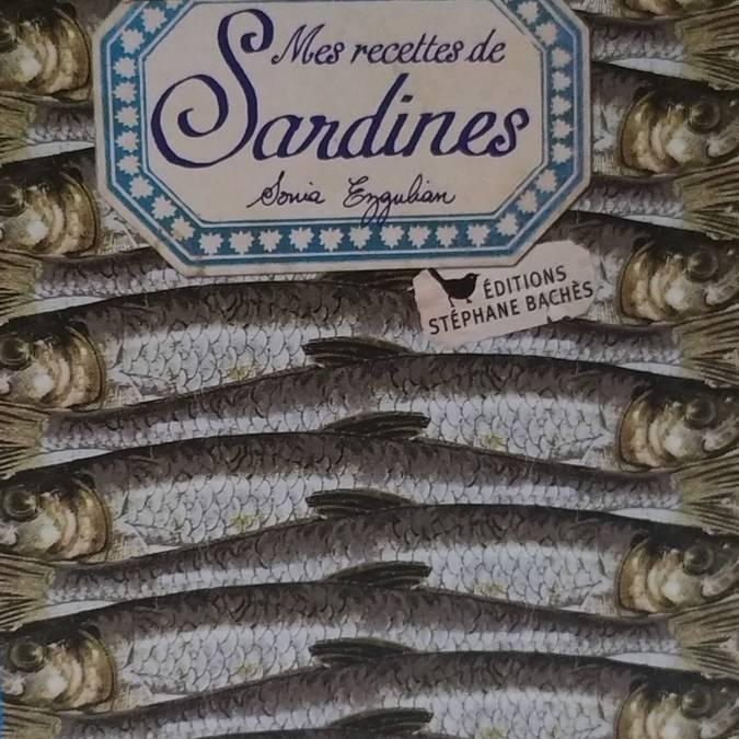 •Mes recettes de sardines (9.90 €)