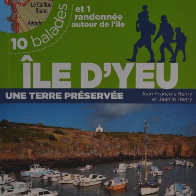 •Les balades de l'île d'Yeu (7.90 €)