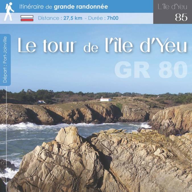 •Topo-guide : GR 80, 1 €
