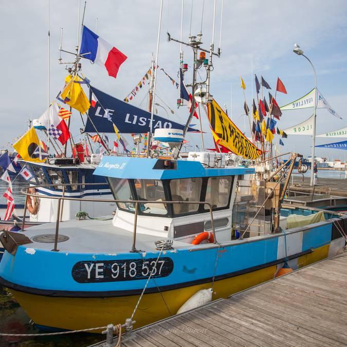 Fête de la Mer, Port-Joinville, Ile d'Yeu