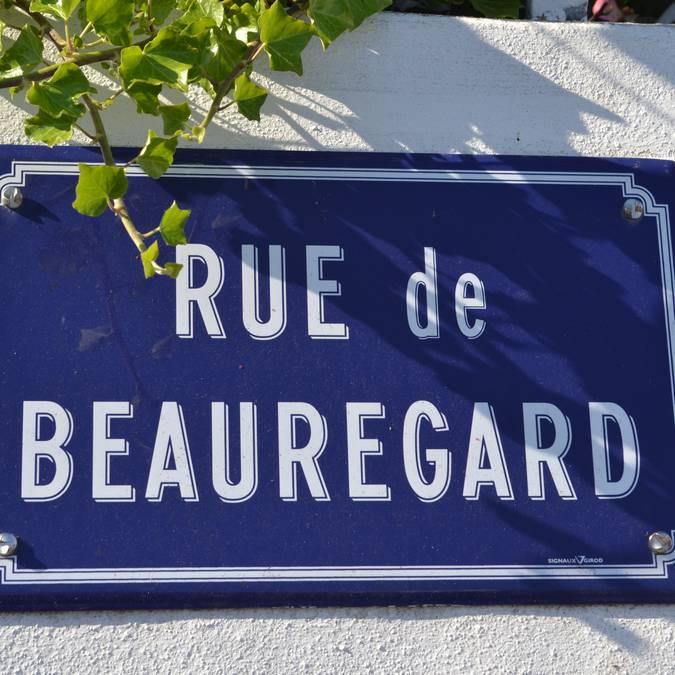 rues de Saint-Sauveur, Ile d'Yeu