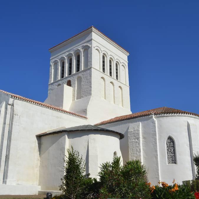 Eglise de Saint Sauveur, Ile d'Yeu