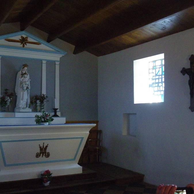 Chapelle ND de Bonne-Nouvelle, Port de la Meule, Ile d'Yeu