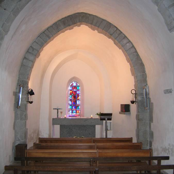 Chapelle ND de la Paix, Ile d'Yeu