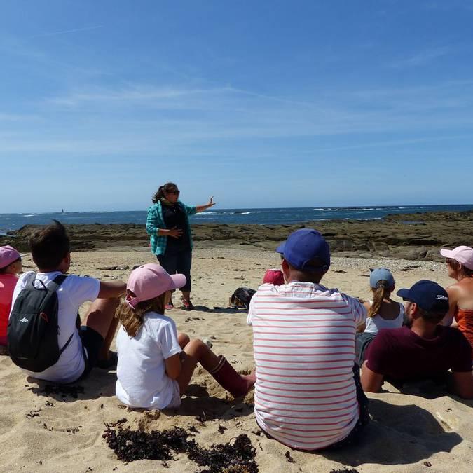 Visite du patrimoine de L'île d'Yeu