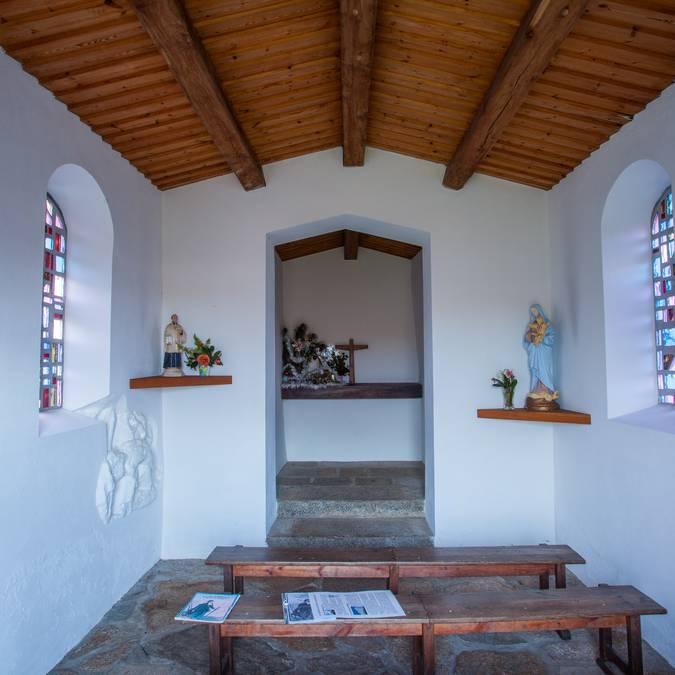 Chapelle du Père de Montfort, Ile d'Yeu