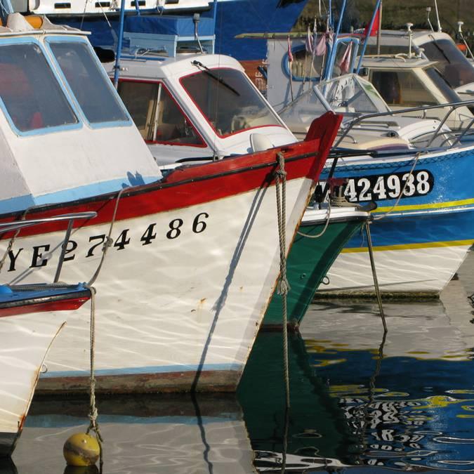 Port de pêche de l'Ile d'Yeu